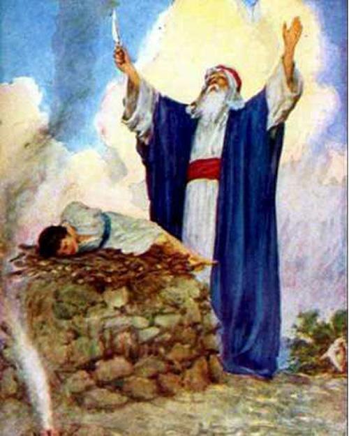 imagen de abraham