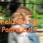 Descargar Feliz dia del Padre 2014 imagen