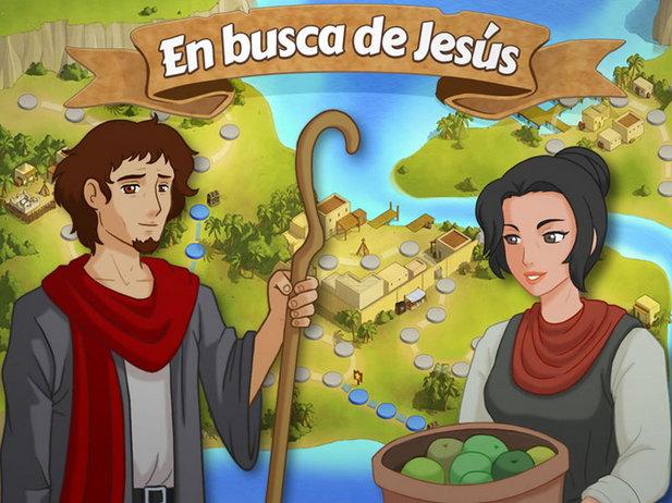 En Busca de Jesus proyecto