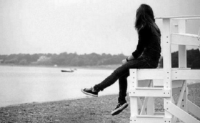 imagen de soledad