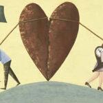 imagen de divorcio